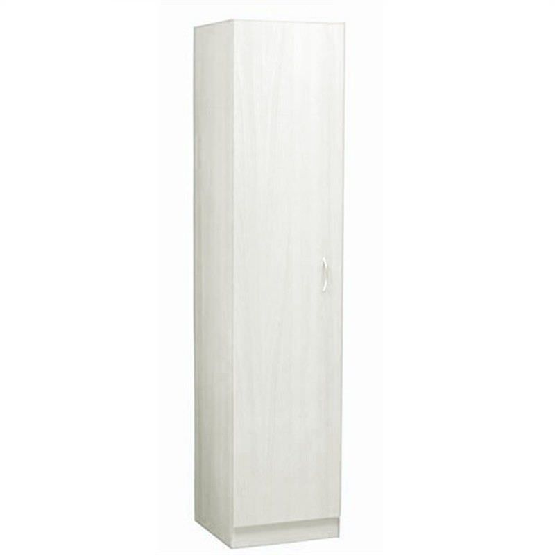 Mission 180x40cm Pantry - White