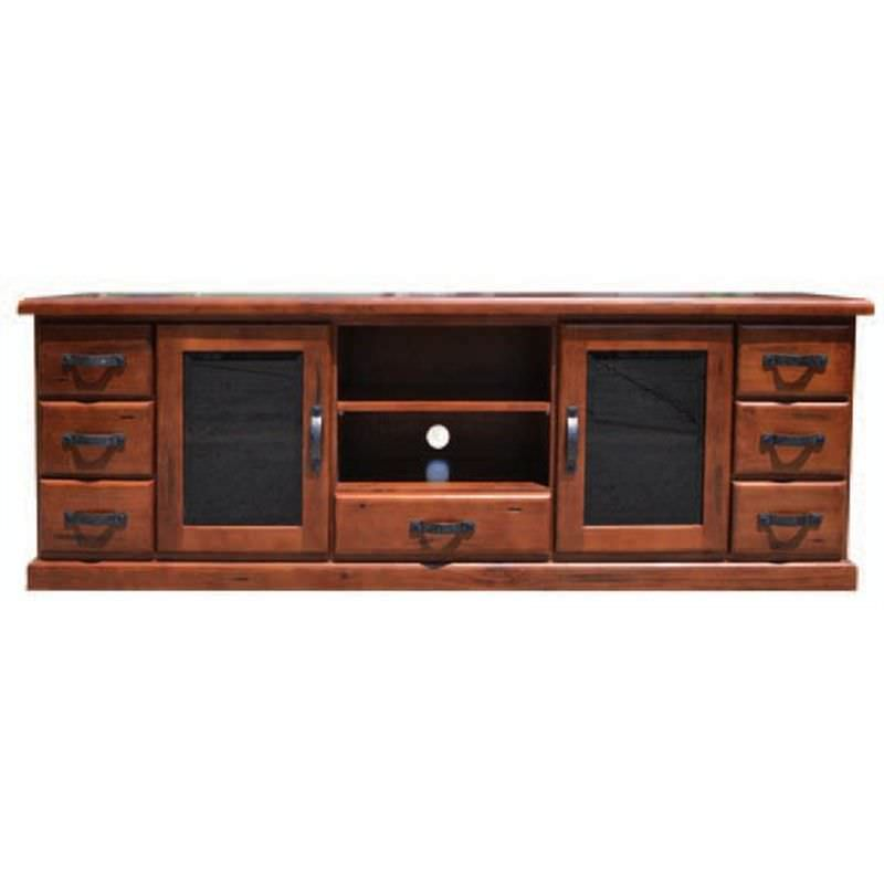 Everest Pine Large TV Unit