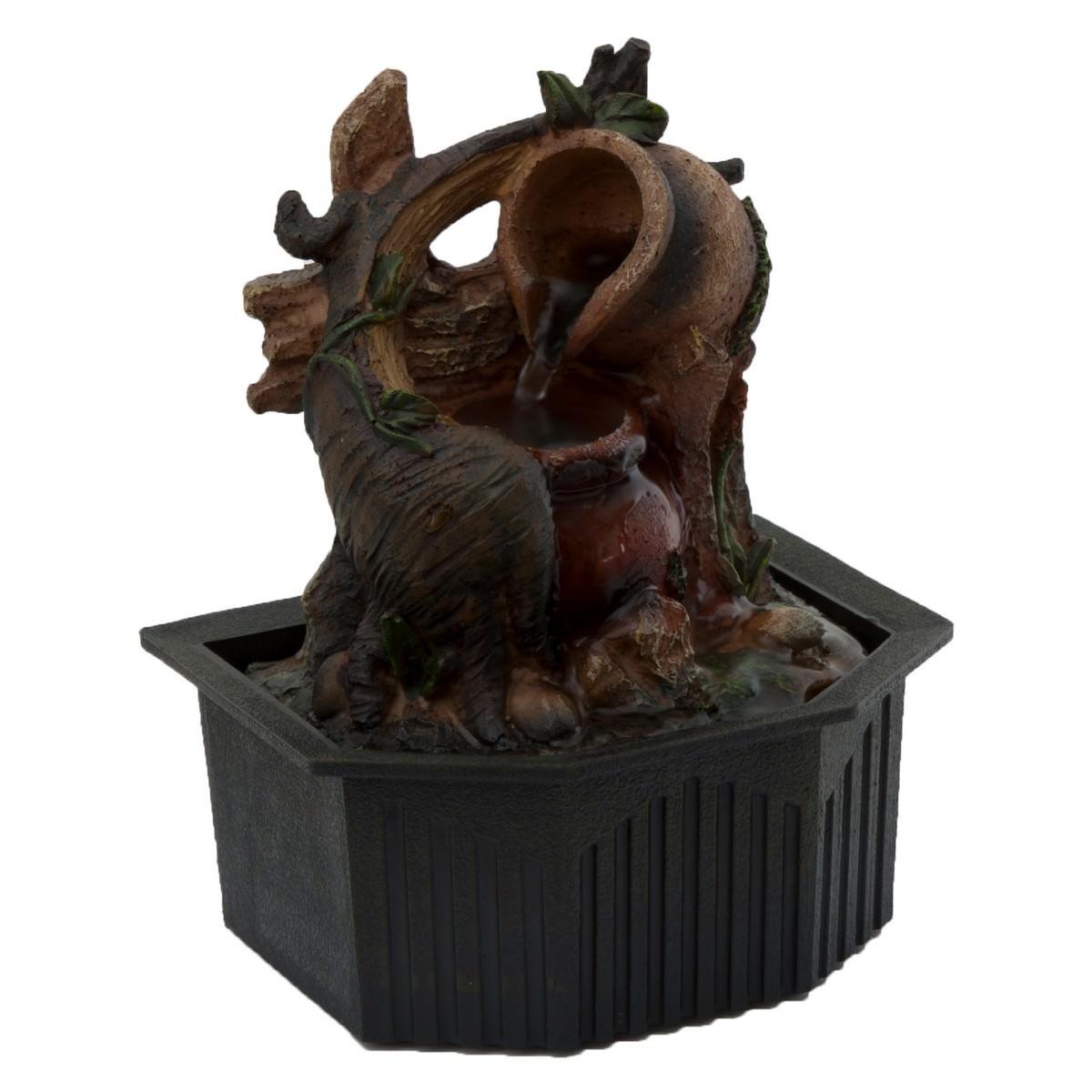 Bonsai Pots Fountain - 18cm