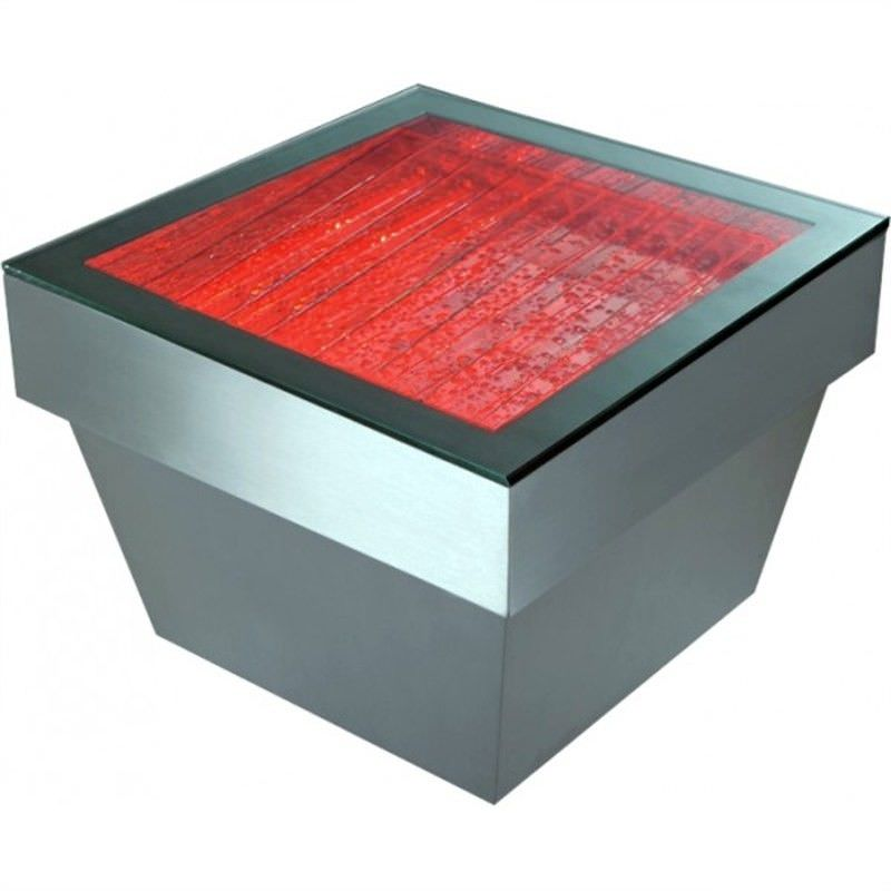 Bubbling Side Table - 42cm