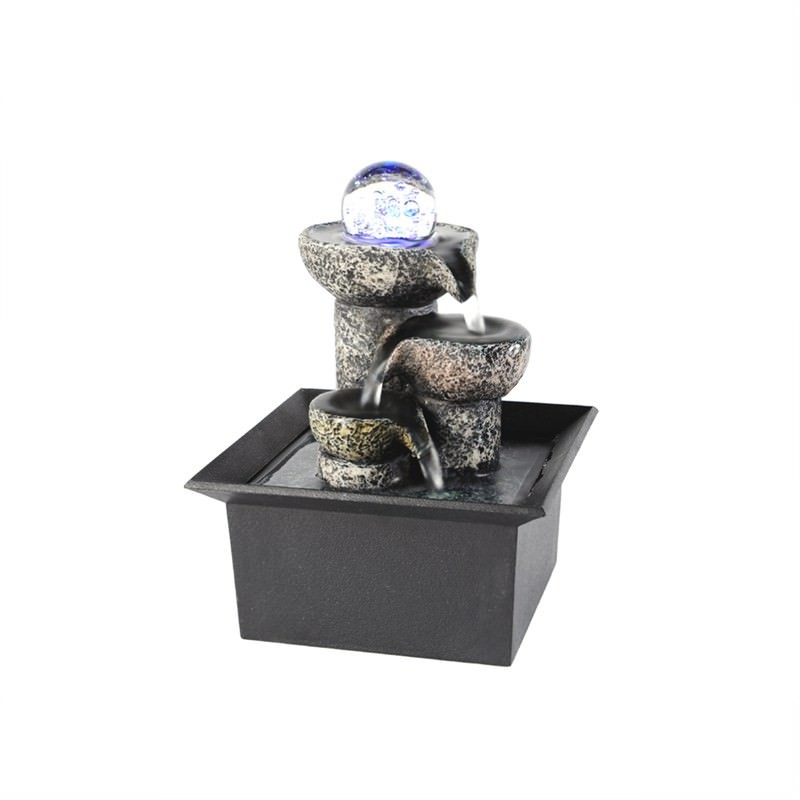 Grinder Fountain - 22cm