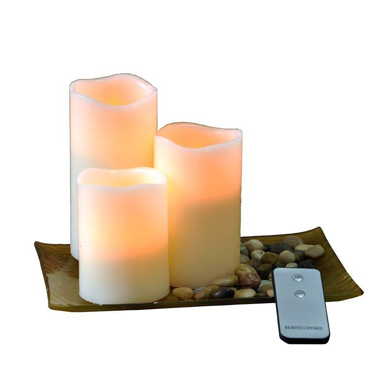 Scented LED Candles