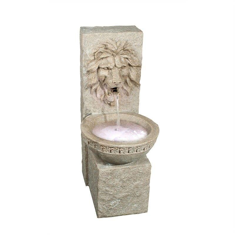 Grand Lion Fountain - 82cm