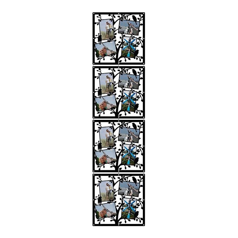 Set of 4 Modular Photo Tiles
