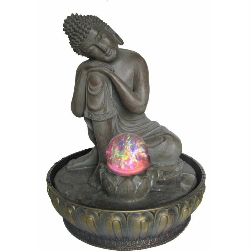 Buddha Mood Fountain - 30cm