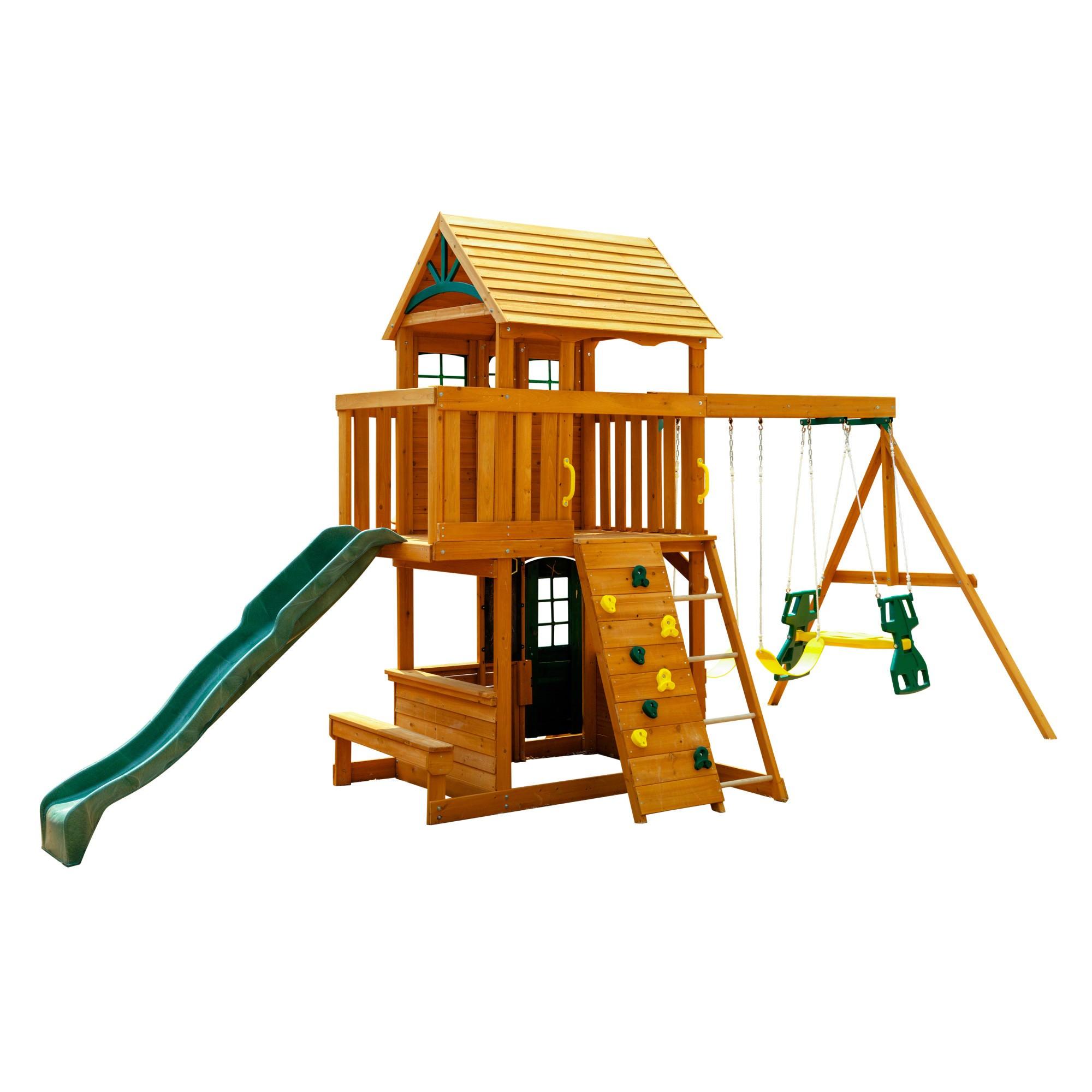 KidKraft Ashberry Wooden Playset