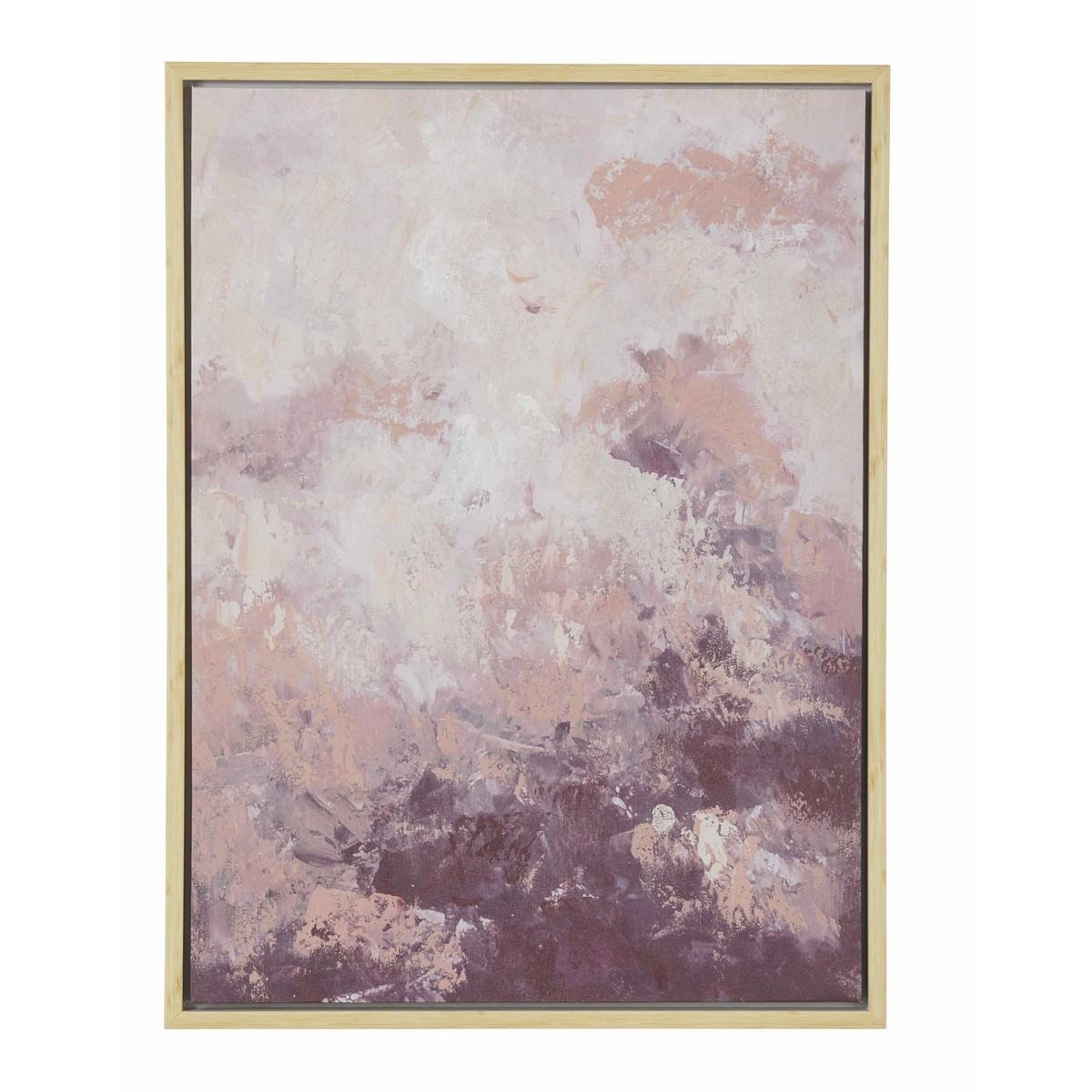 Noda Handmade Framed Oil Painting Canvas Wall Art, 80cm