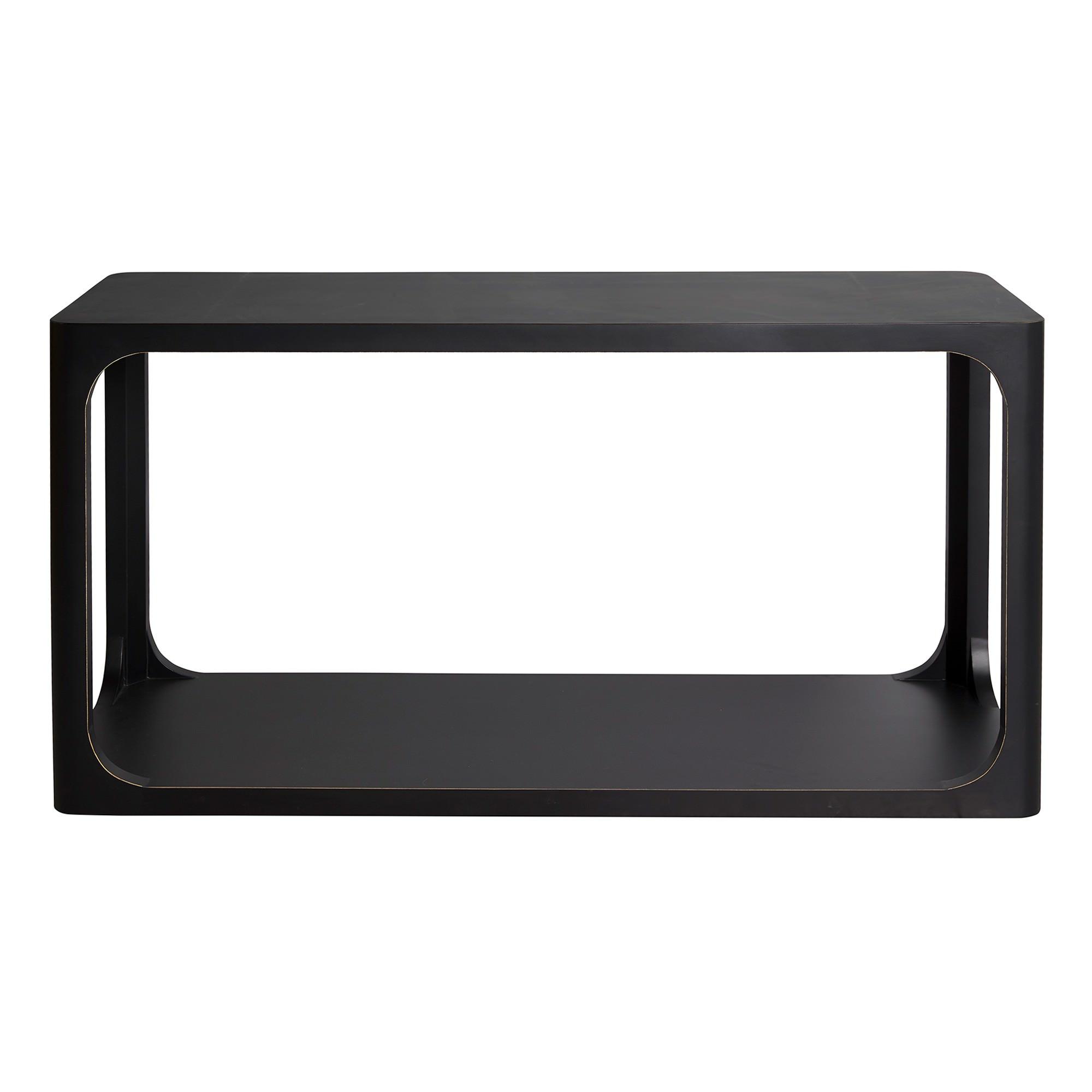 Hudson Wooden Console Table, 147cm