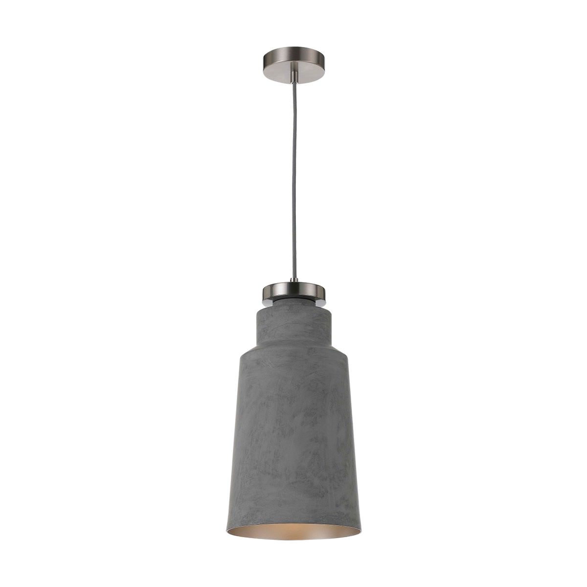 Fredi Metal Pendant Light, Medium