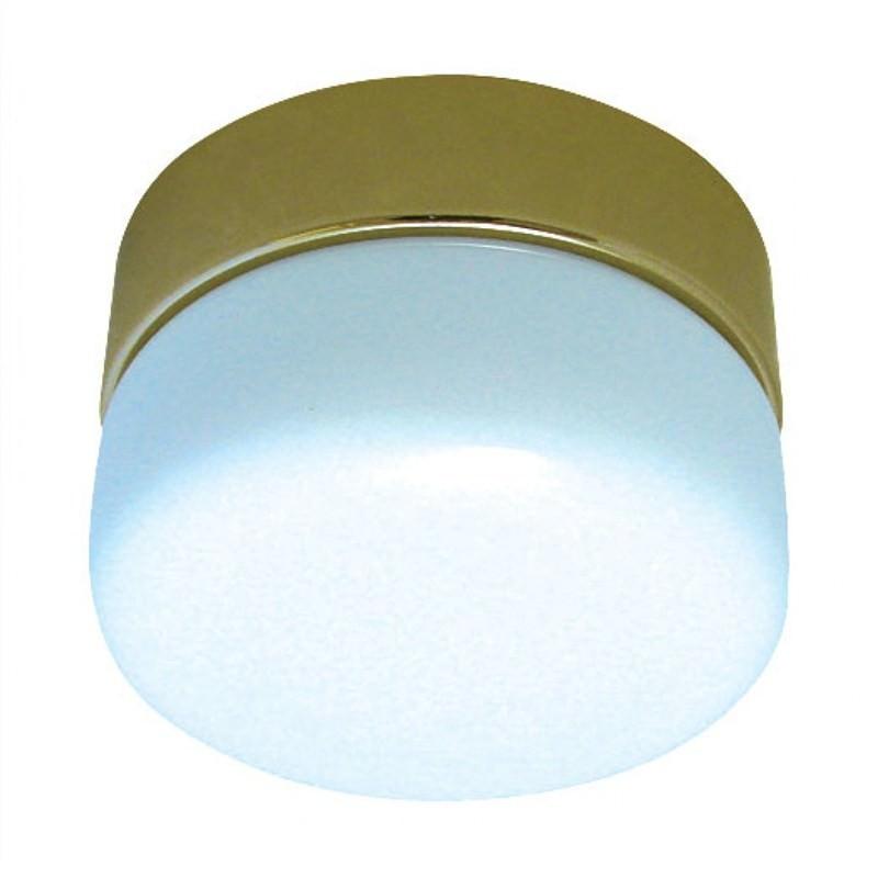 FourSeasons Clipper Light Kit in Antique Brass