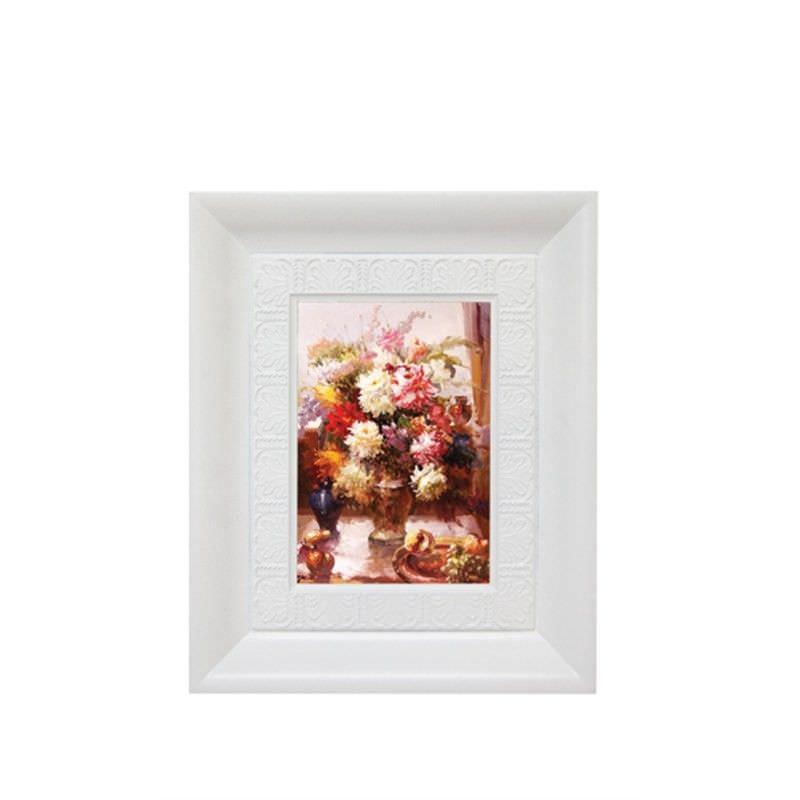 Madison White 5'' x 7'' Photo Frame