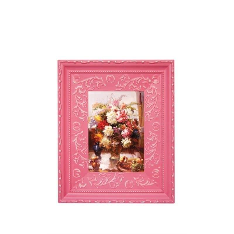 Cutie Pink 5'' x 7'' Photo Frame