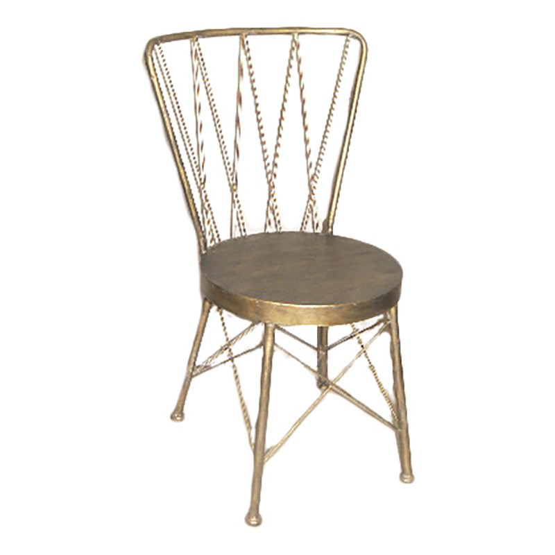 Oroville Metal Chair