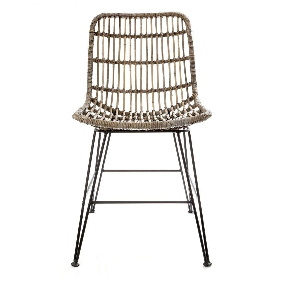 Seville Rattan Dining Chair