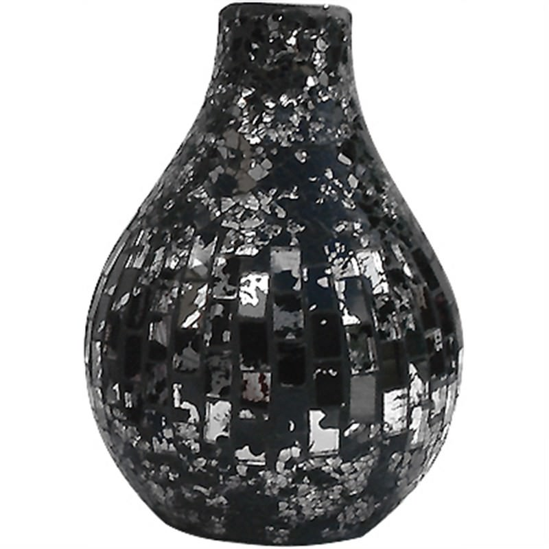 Mosaic Decoration Gourd Vase Small