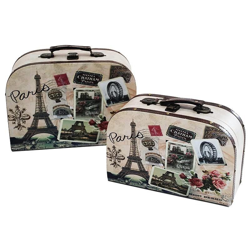 Paris Suitcase Set-2