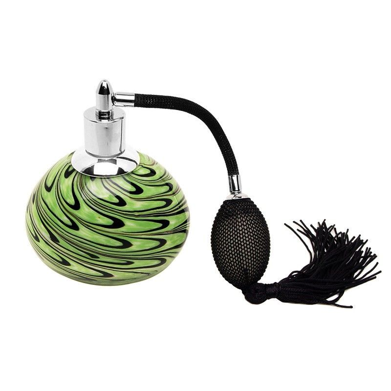 Artglass Perf Atomizer-Lime and Wht
