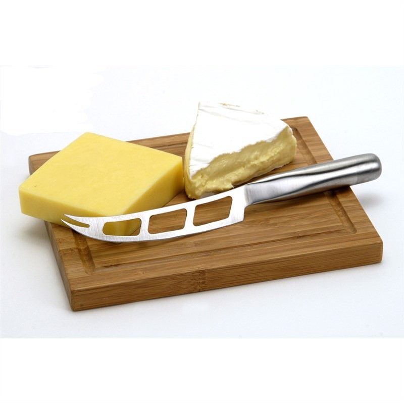 Board with S-S Cheese Knife