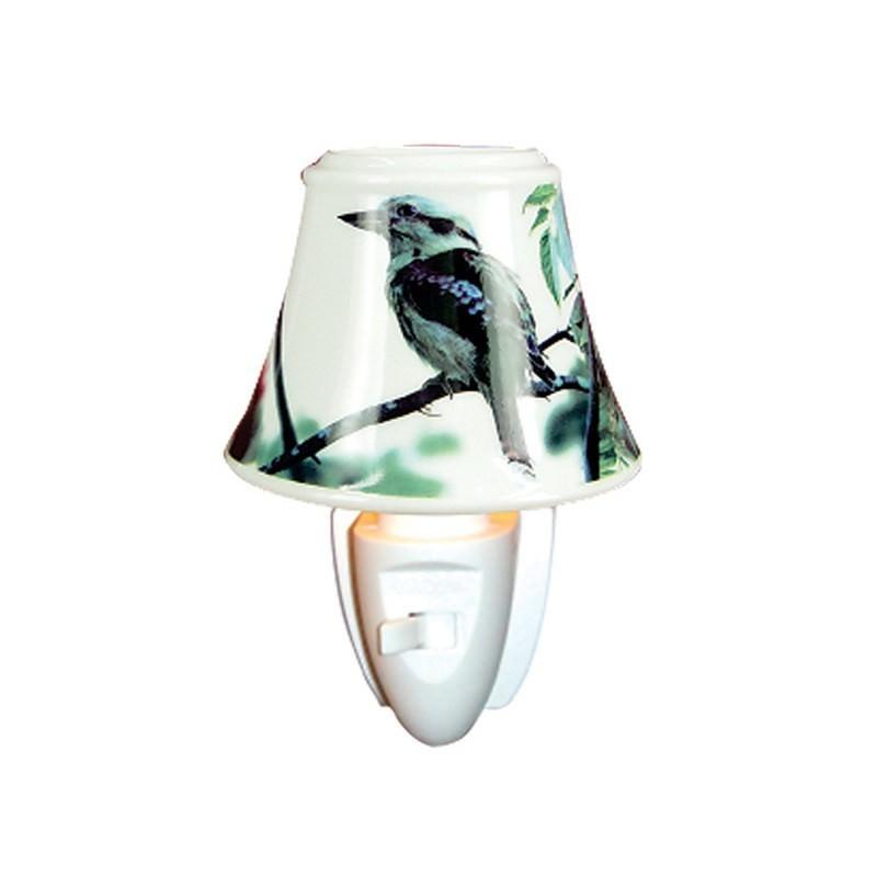 Kookaburra Porcelain Night Light