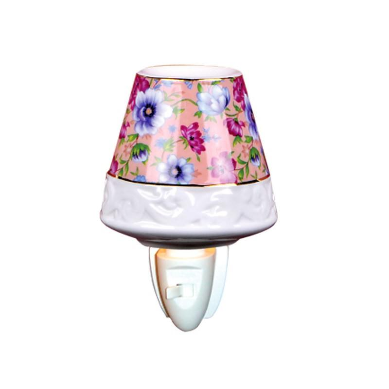 Anemone Porcelain Night Light