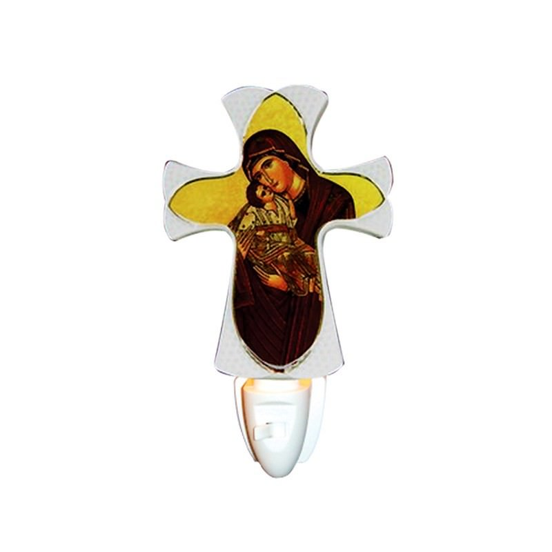 Madonna Porcelain Night Light