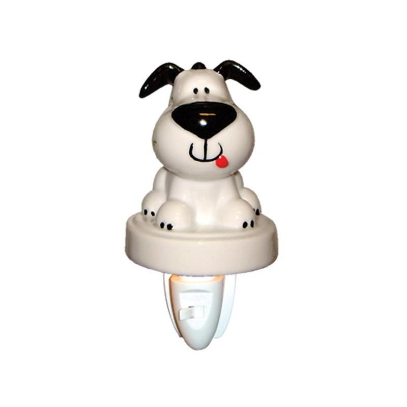 Snoop Doggy Porcelain Night Light