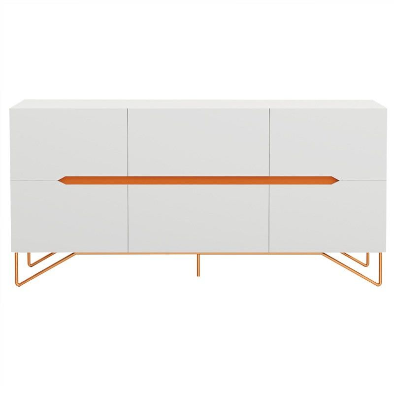Funk Commercial Grade 2 Door 2 Drawer Buffet Table