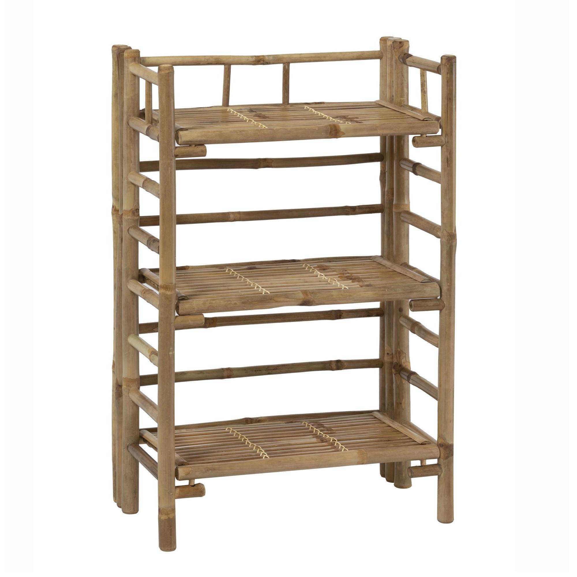 Mai Bamboo Display Shelf