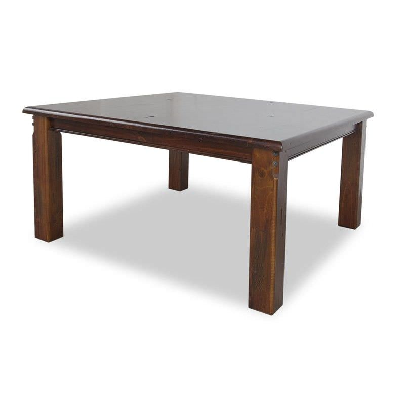 Heritage Square Dining Table in Patchy Blackwood - 150x150cm