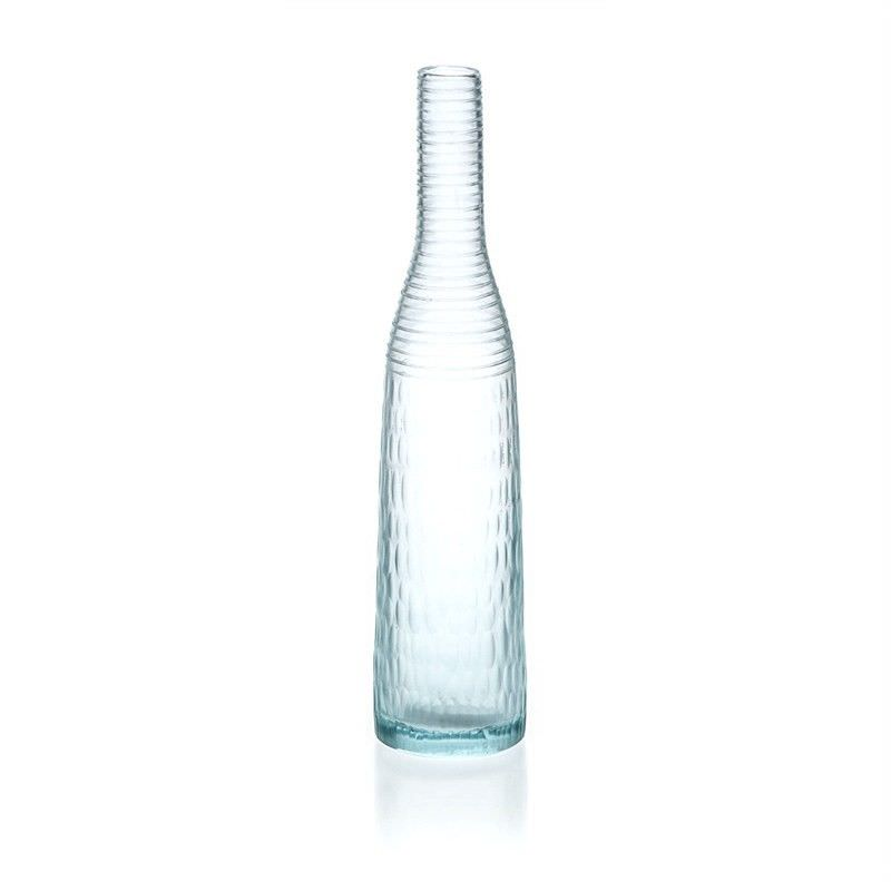 Lauscha Small Glass Bud Vase - Clear