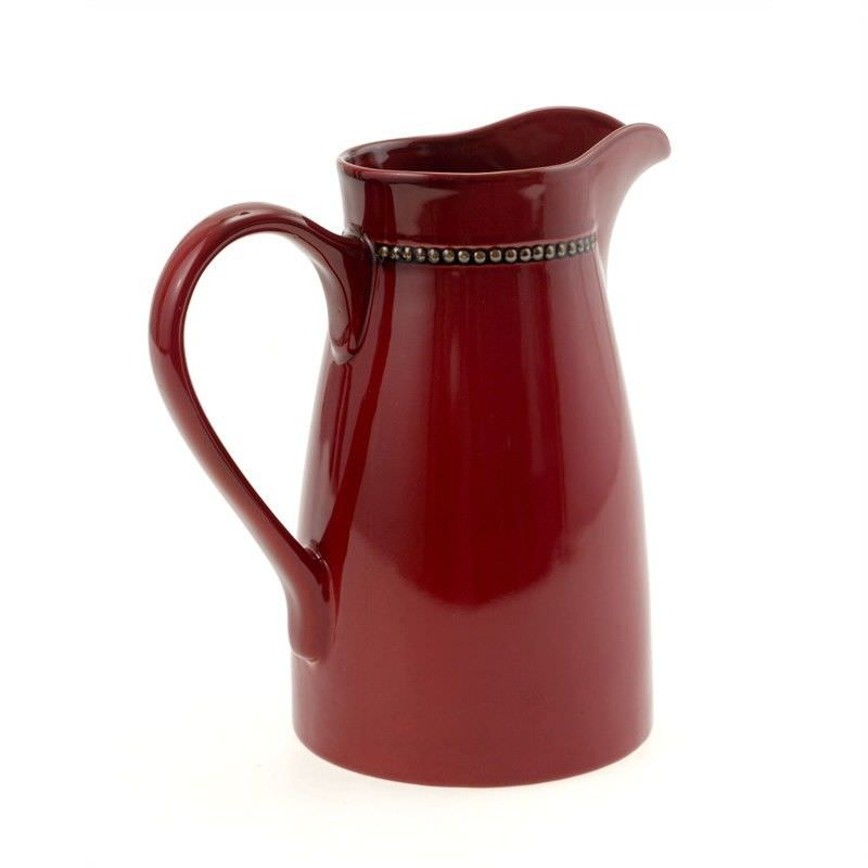 Morroccan Red Water Jug