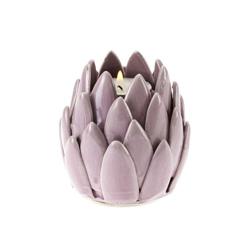 Artichoke T-Lite Hlder -Purple