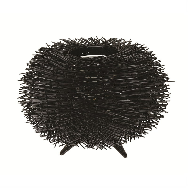 Sheik Matchstick Table Lamp in Black