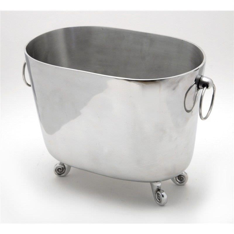 Aluminium Champagne Bucket - L35 x W20 x H28cm