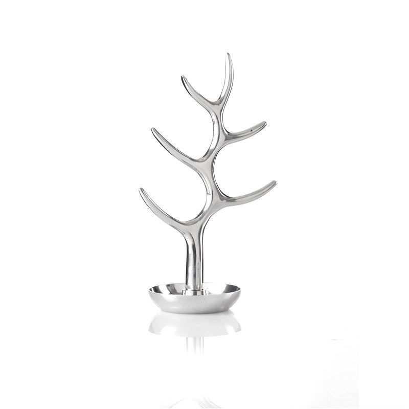 Aluminium Branch Tree 19 x 34cm
