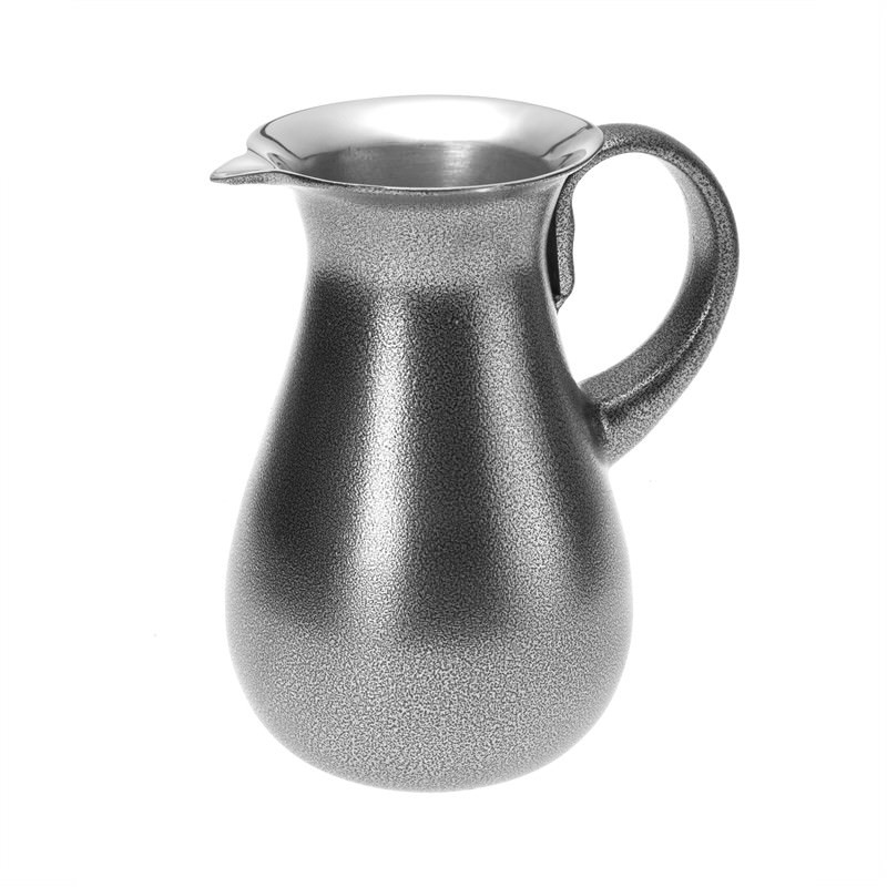 Jug - Colour Pewter 22cm