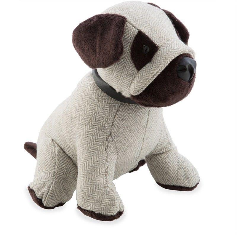 Puppy Dog Fabric Door Stopper