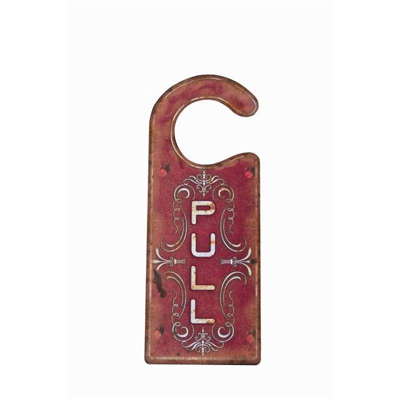 Pull Door Hanger - 8.5x22.2cm