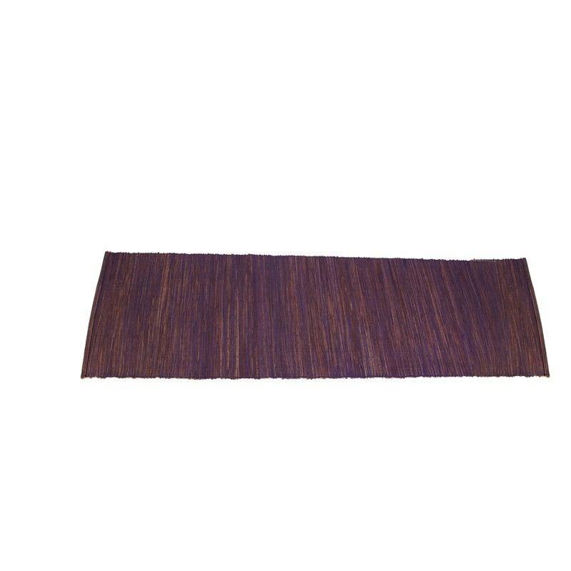 Jakarta Water Hyacinth Table Runner - Purple - 30x150cm