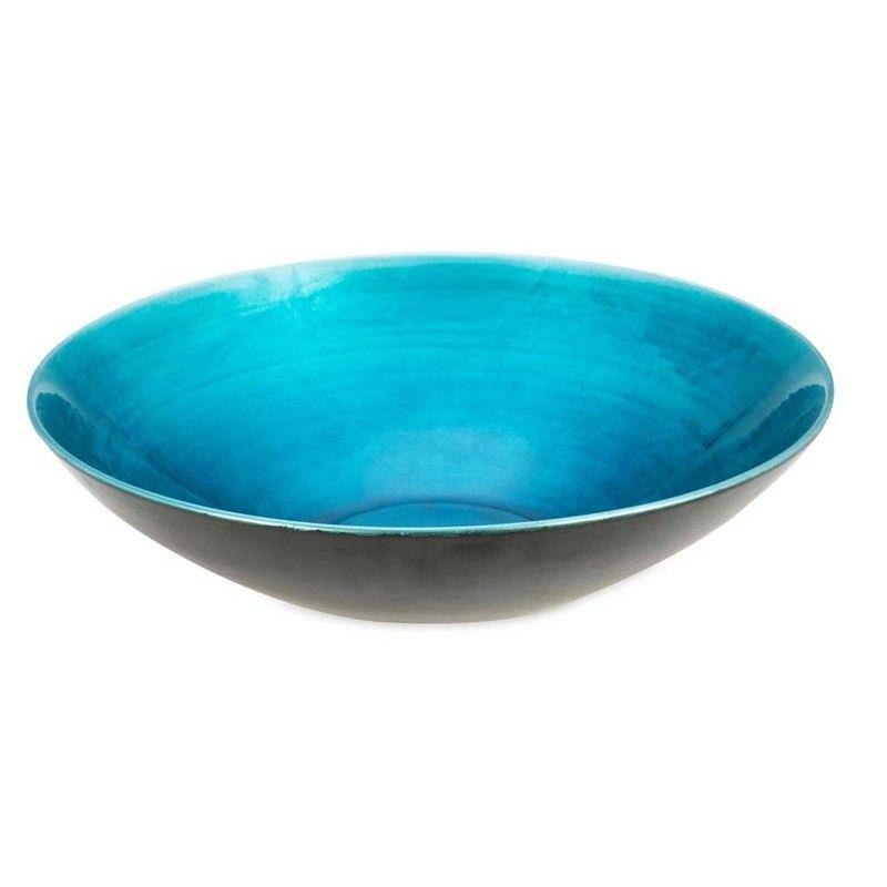 Aqua Fading Bowl
