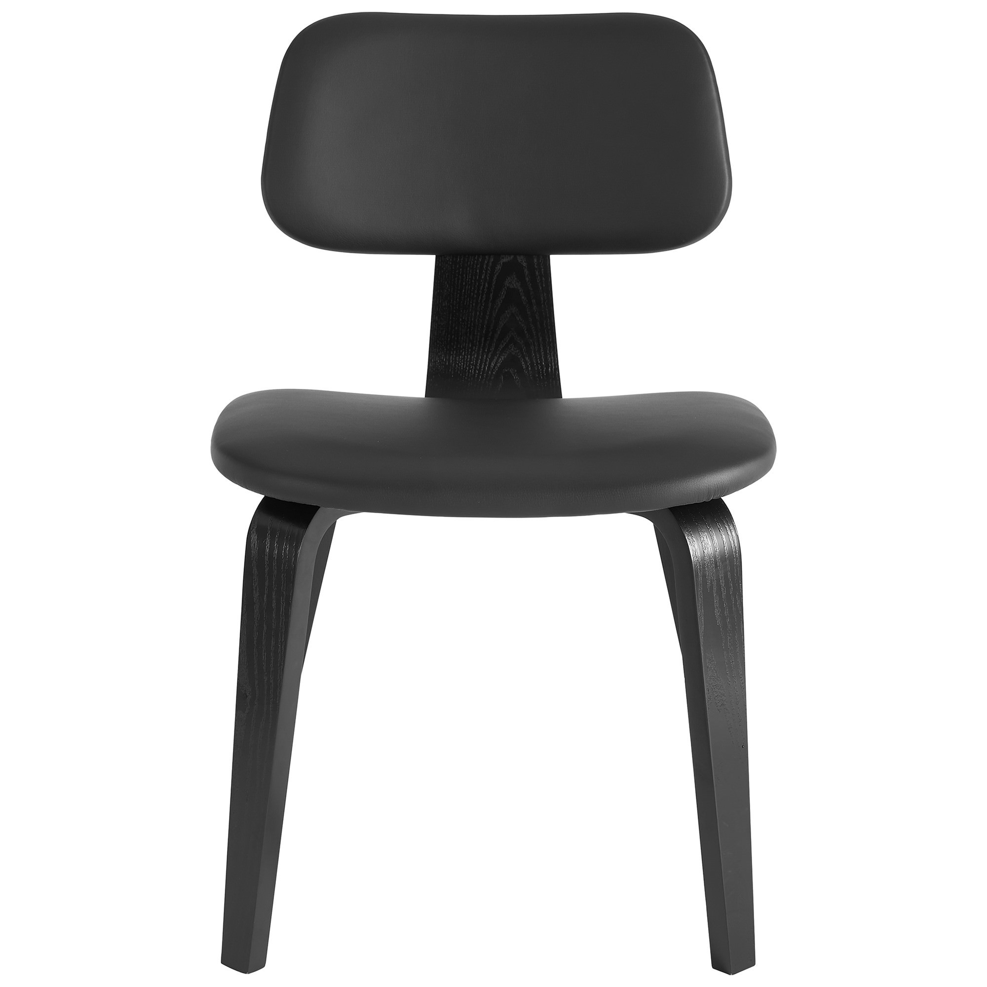 Grover PU Leather & Wooden Dining Chair