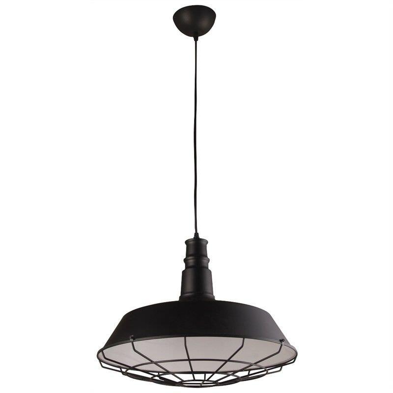 Cafe Metal Pendant Lamp - Medium