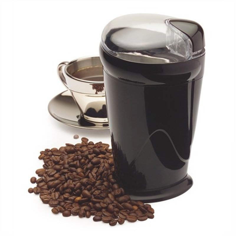 Maxim Stainless Steel Coffee and Spice Grinder