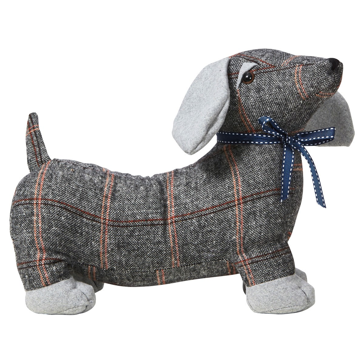 Lucy Dachshund Fabric Door Stopper