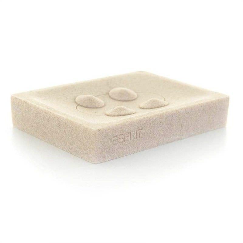 Esprit Splash Soap Dish in Natural