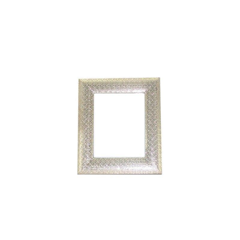 Indigo Circle Frame 5x7-