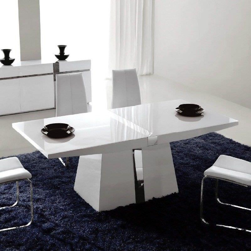 Sierra High Gloss 200cm Dining Table
