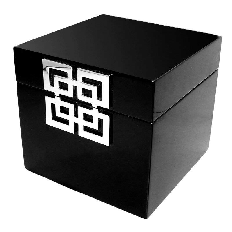 Jewellery Box High Gloss Black