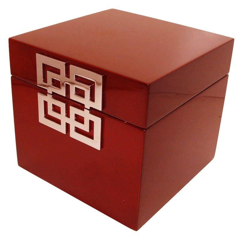 Jewellery Box Gloss-Cherry Wood