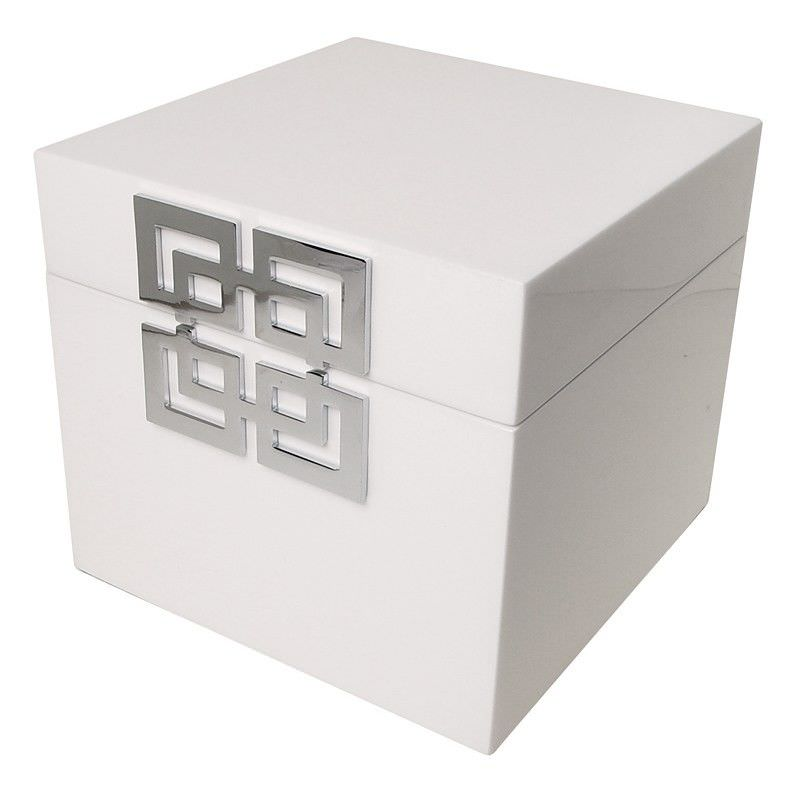 Jewellery Box High Gloss White
